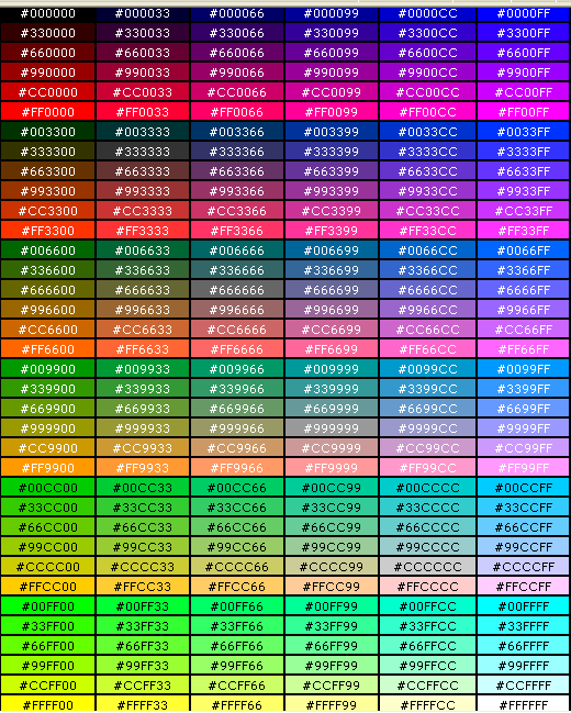 Photogallery solid neon colors